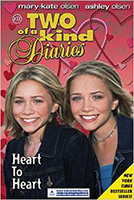 Two Of A Kind Diaries: Heart To Heart