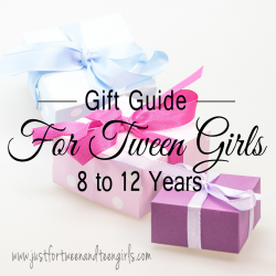 Gift Ideas For Tween Girls - 2015 Gift Guide