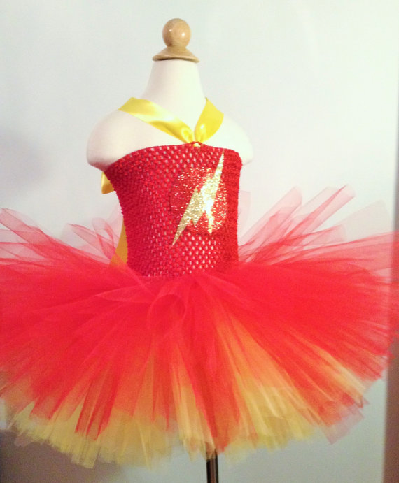 Flash Tutu Dress