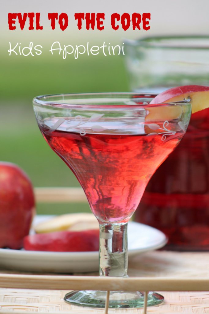 Evil To The Core Kid's Appletini