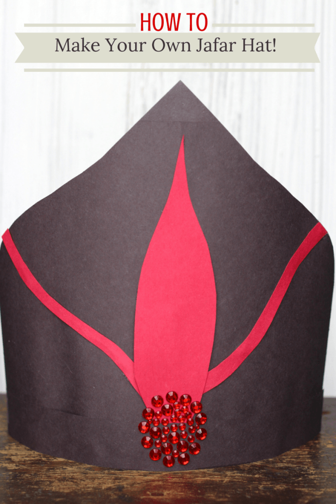How To Make A Jafar Hat