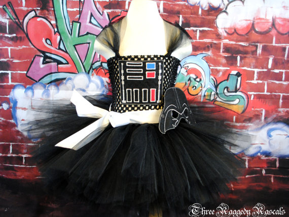 Star Wars Darth Vader Tutu Dress