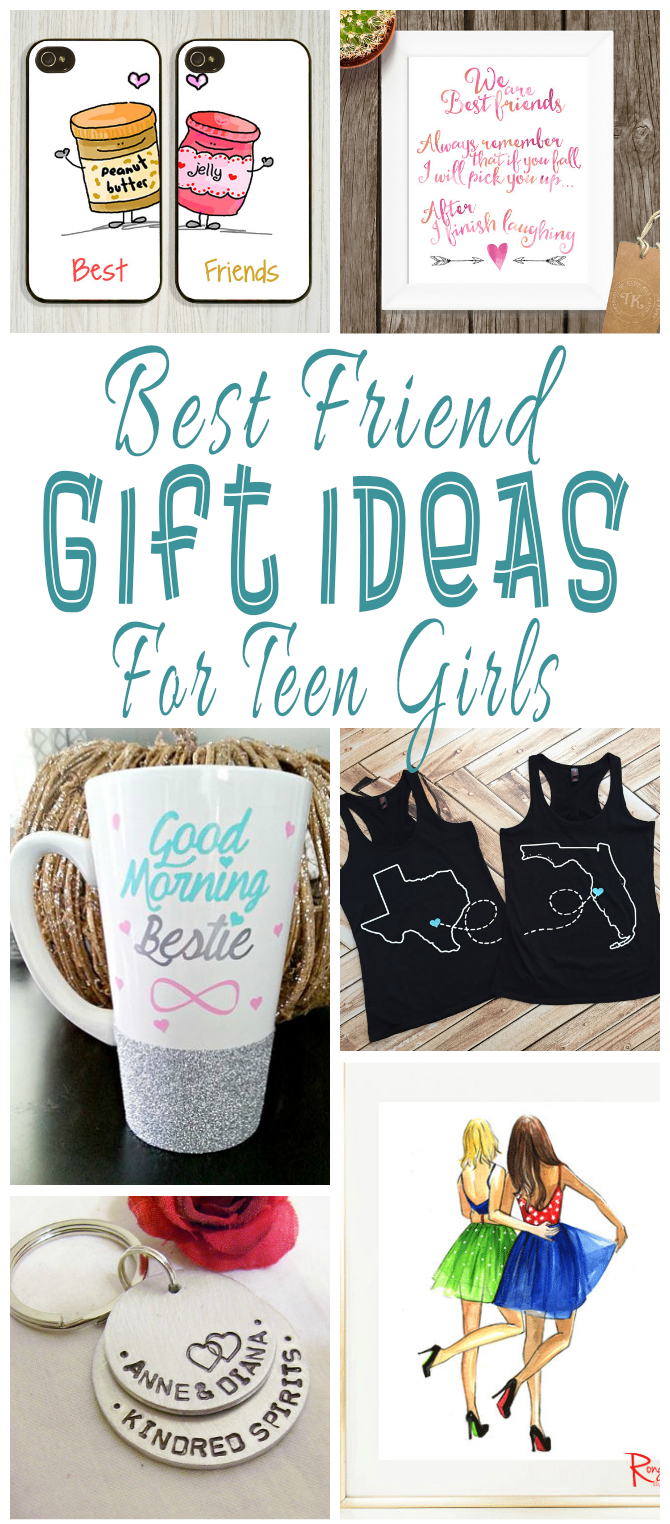 Cool Gifts For Best Friends