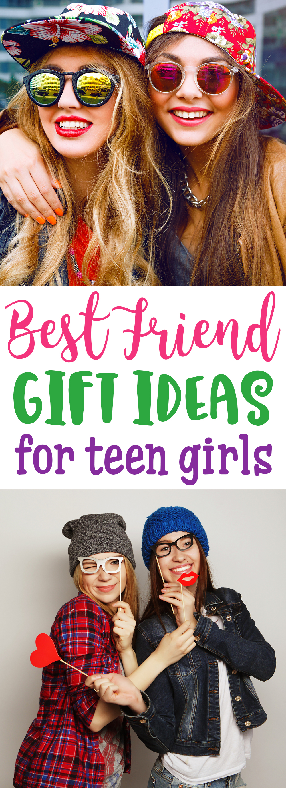 aac7ab2022 Best Friend Gift Ideas For Teens