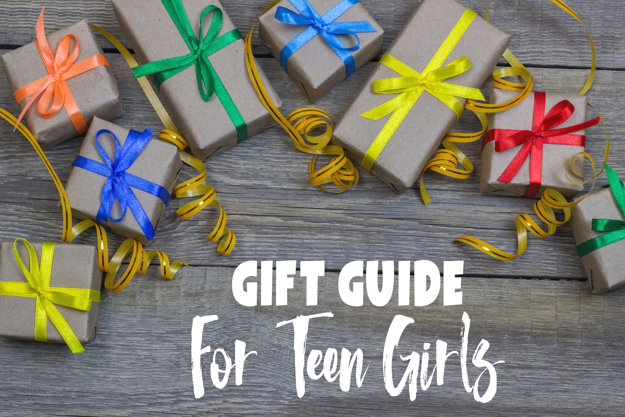 20 Cool Gift Ideas For Teen Girls 13 To 18 Years Old