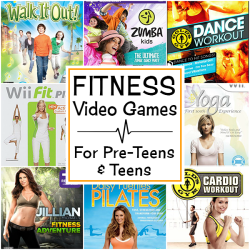 Best Fitness Video Games For Kids