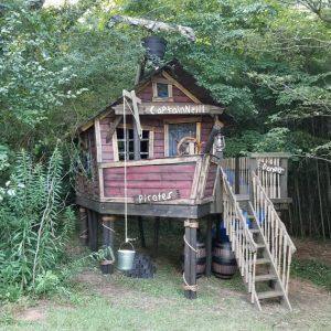 The Most AMAZING Outdoor Playhouses For Kids